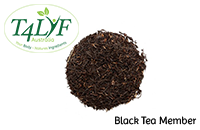 Black Tea Member Card